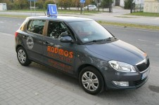 RODMOS driving license course