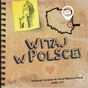 ksiazka witaj w polsce PL okladka