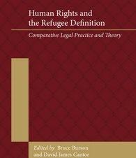 Права людини і визначення статусу біженця. Порівняльна правова практика і теорія