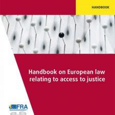 Новий практичний довідник доступу до правосуддя в європейському праві