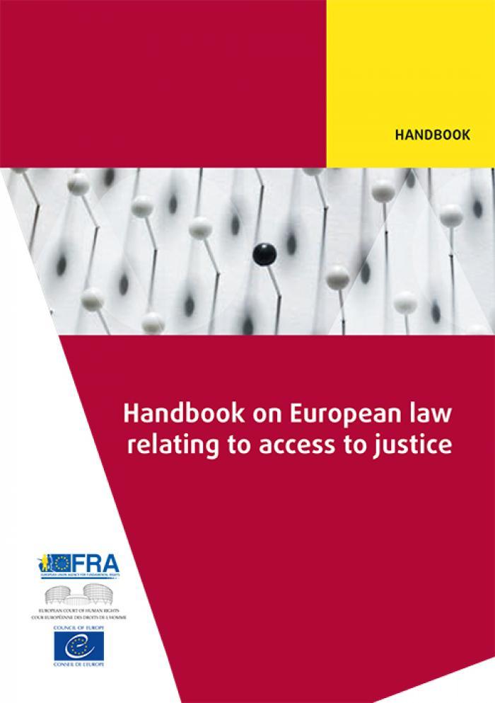 Nowy praktyczny przewodnik po dostępie do sprawiedliwości w prawie europejskim