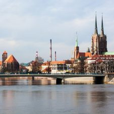My guide: Wroclaw