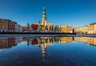 Day trips from Lublin: Zamość