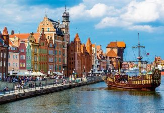 Ґданськ – морська перлина Польщі