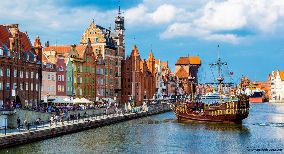 Gdansk – the sea pearl of Poland