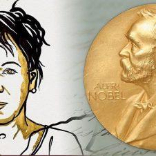 Ольга Токарчук — лауреат Нобелевской премии